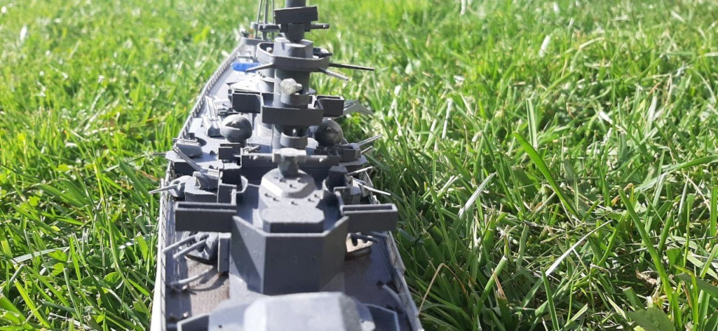 Scharnhorst - 1/400 - Heller  Photo_15