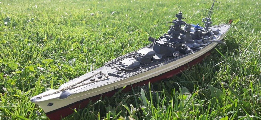 Scharnhorst - 1/400 - Heller  Photo_16