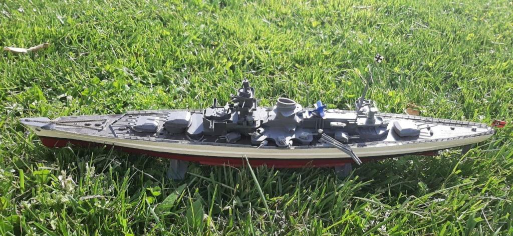 Scharnhorst - 1/400 - Heller  Photo_18