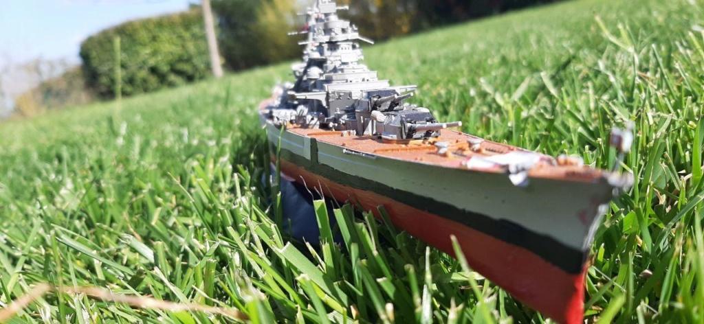 Bismarck - 1/700 - Revell Photo_27