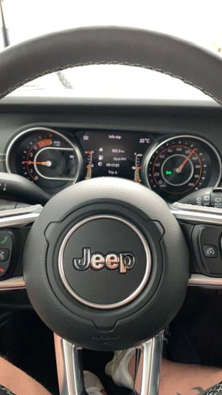 La mia Jeep Wrangler JL 9b16f210
