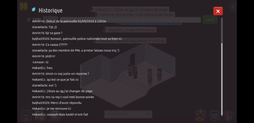 [P.N] Rapports de Patrouille de Amrin16 - Page 4 Screen20