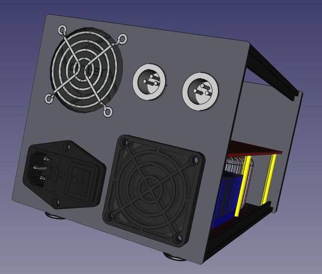 Alimentatore per DAC e amplificatori classe D - progetto e realizzazione 001_fr10