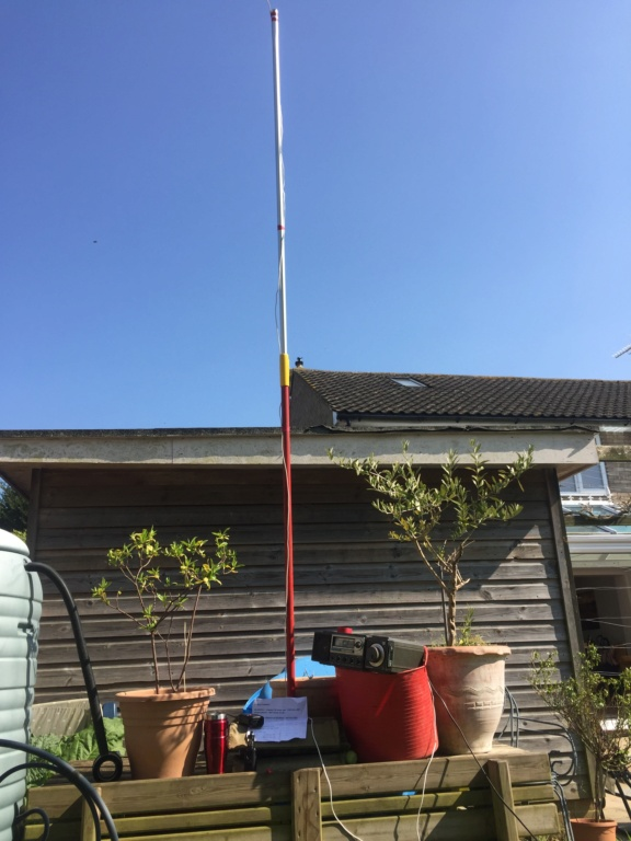 QRM across 27mhz in my area. 89a0d610