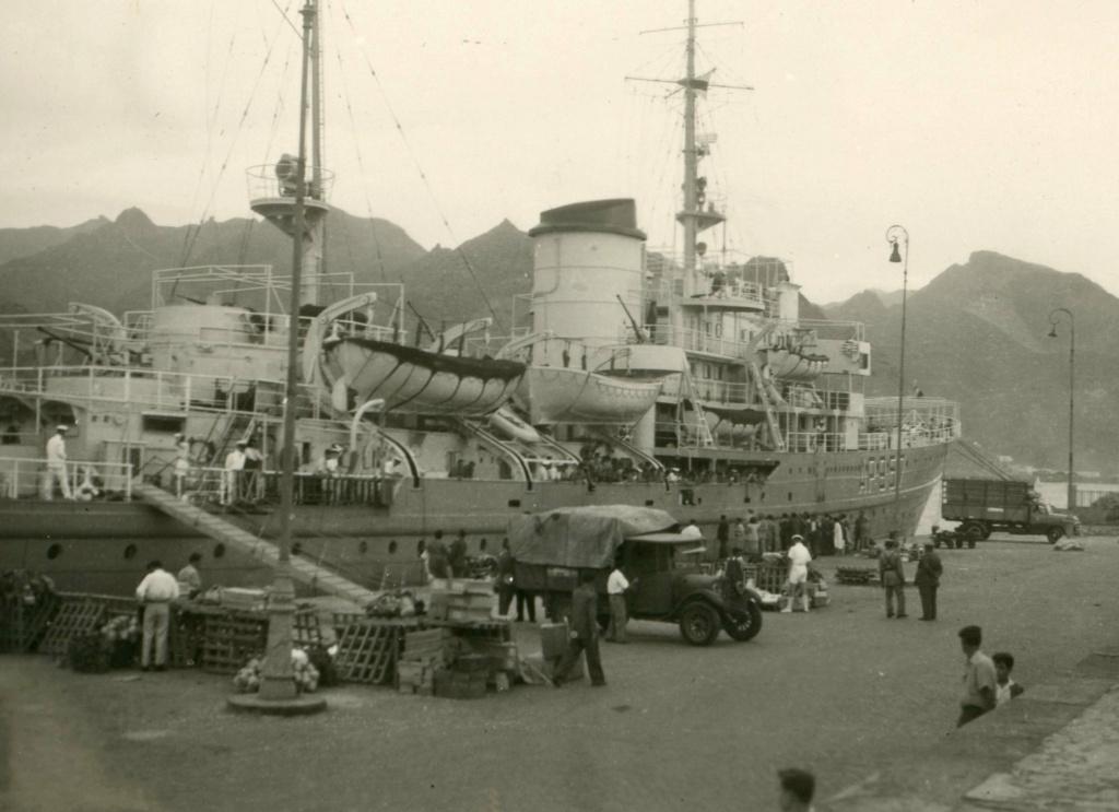 Photos du Kamina 8/8 au 22/09/57 Transport de troupes  Img04810