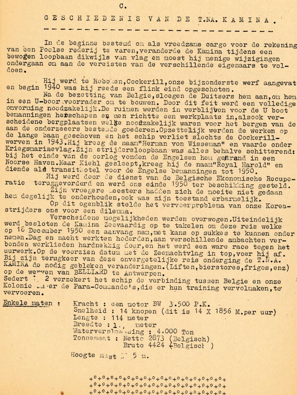 Photos du Kamina 8/8 au 22/09/57 Transport de troupes  - Page 2 Img10110