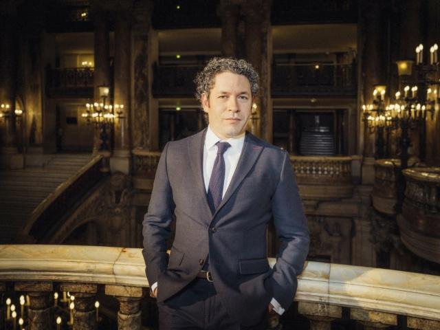 Gustavo Dudamel nommé directeur musical de l'ONP  Dudame11
