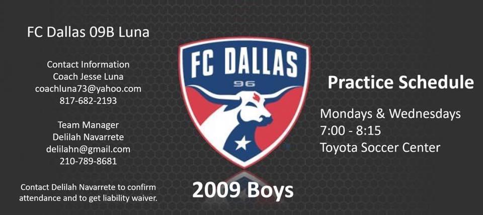 FC Dallas North Black - looking for 2 more 02fc8a10