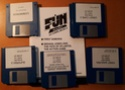 Estimation Atari 1040 STE fonctionnel avec disquettes 20200619
