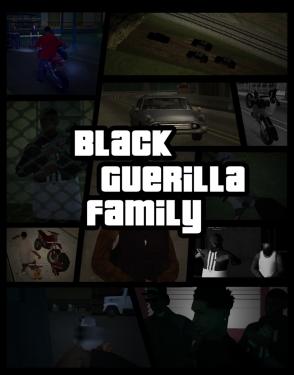 88th Black Guerilla Family Image511