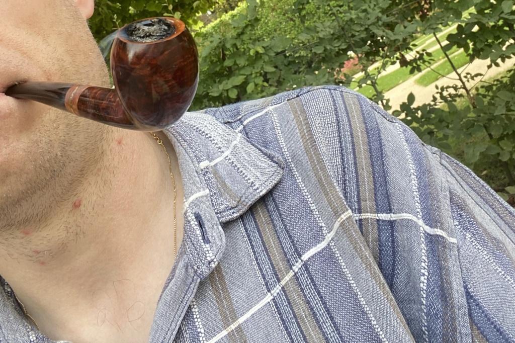 Le 14 août – A la saint Evrard, fumer la pipe est un art ! 482f3510
