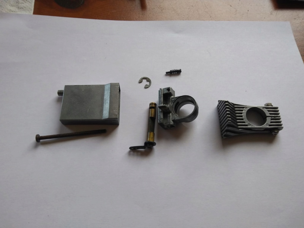Kyosho Cox .049 Mini Cooper Engine Assembly  Img-2012
