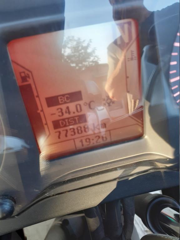 AFFICHE TEMPÉRATURE -34°C (2005) 20200810