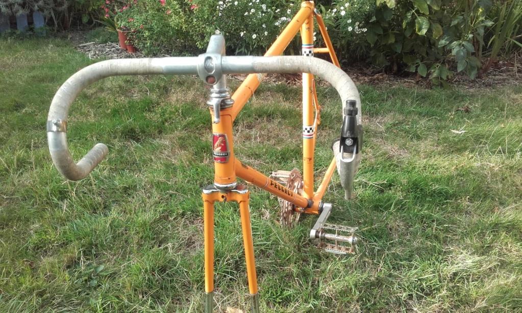 Vélotaf Neo-retro sur base de PR10 1976 11857911