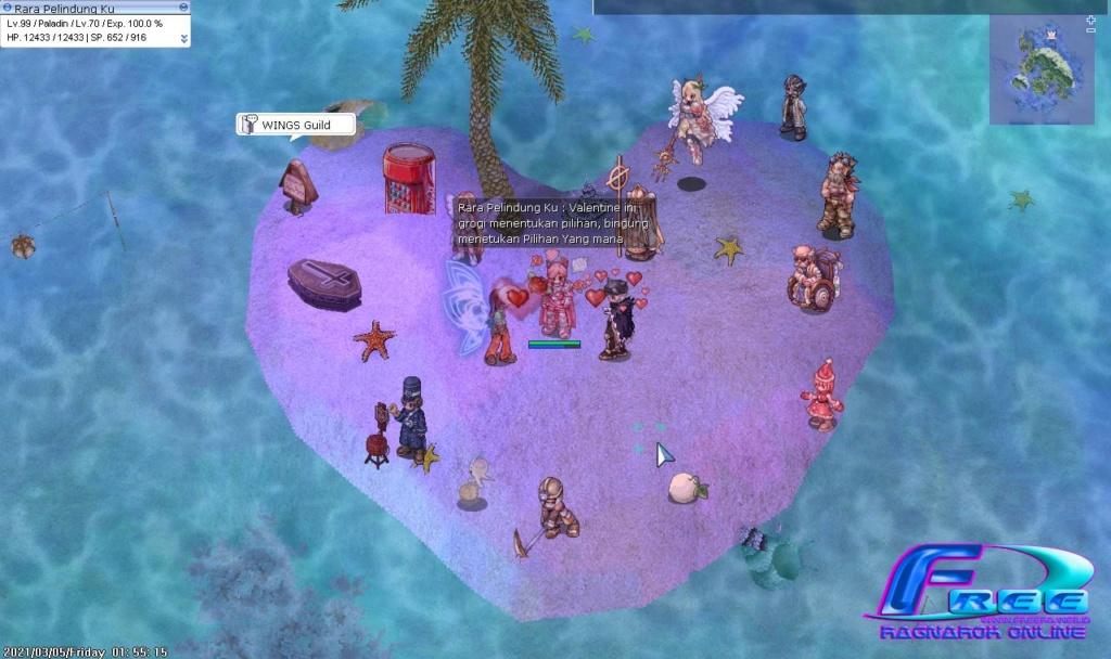 Event Screenshot Game Valentine 2021 Screen11