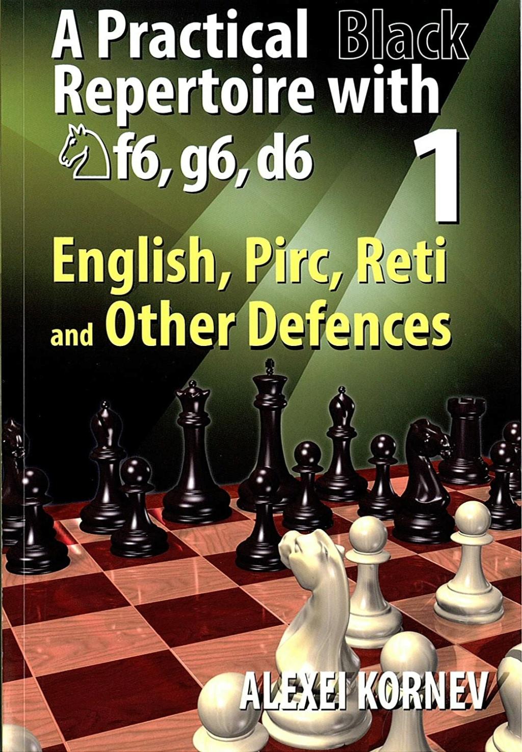 Alexei Kornev_Practical Black Repertoir wit d5,c6 V.1 PDF+PGN 110