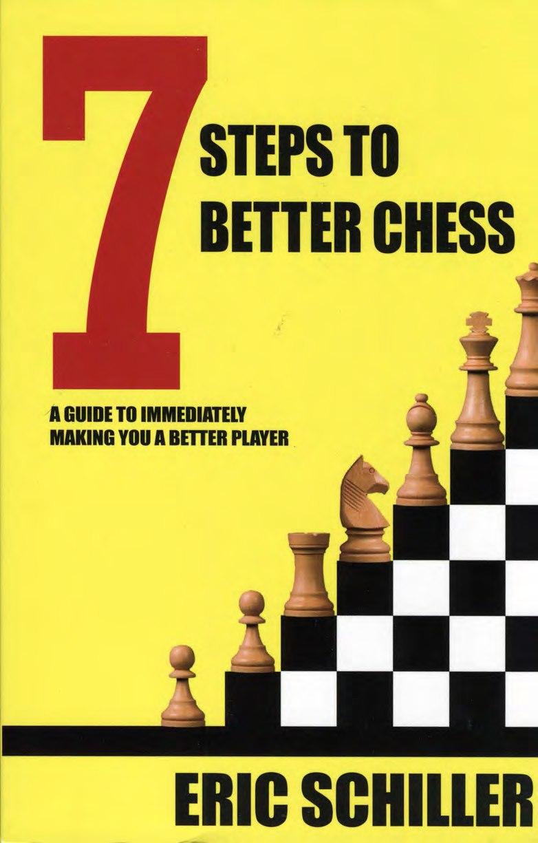 7 Steps to Better Chess - Eric Schiller 7ste10