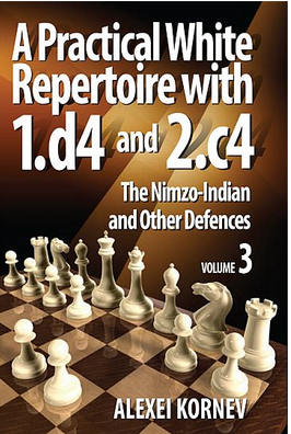 Alexei Kornev_Practical White Rep with 1d4 & 2c4_Vol.1-3 PDF+PGN Akwv310