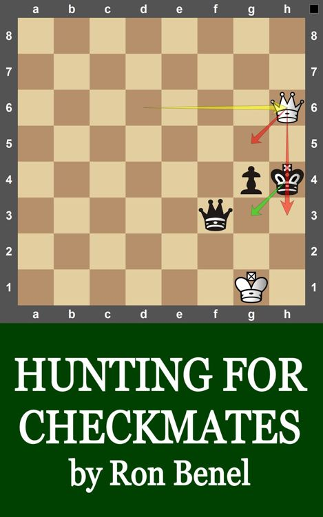 Ron Benel_Hunting for Checkmates (Chess Training Book 1) Benel10