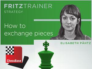 How to exchange pieces - Elisabeth Pähtz  MP4+SDVL Cccb11
