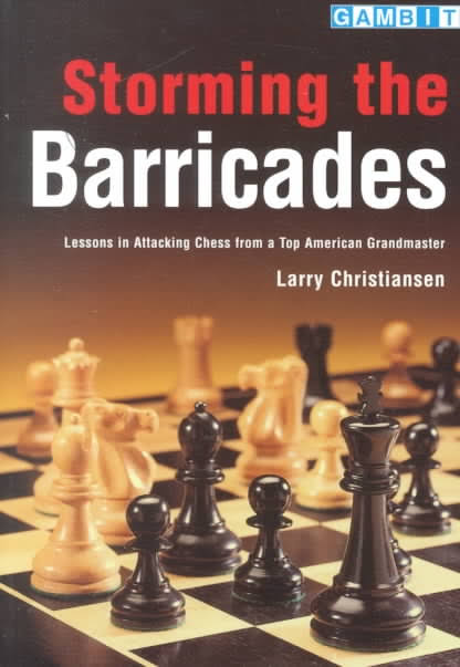 Larry Christiansen_Storming the barricades Hhh10