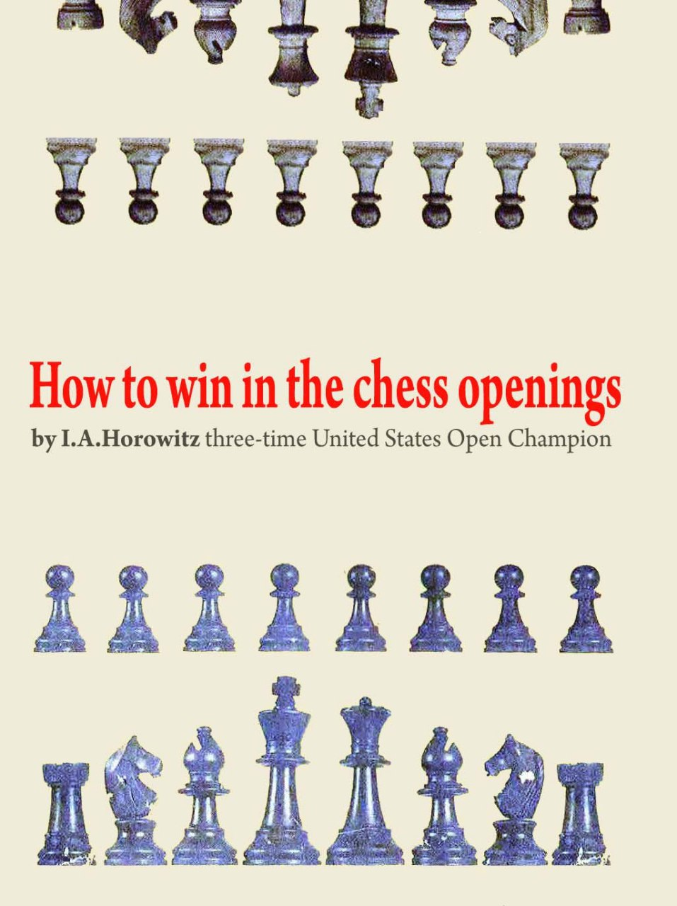 I.A. Horowitz_How to Win in Chess Openings PDF+PGN Horo10