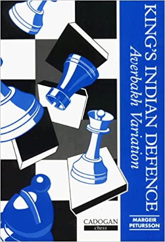 Margeir Petursson - King's Indian Defence Averbakh Variation PDF+CBV Kid10