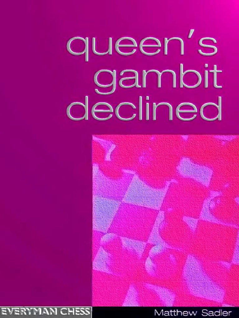 Matthew Sadler_Queen's Gambit Declined PDF+PGN+CBV Qgd10