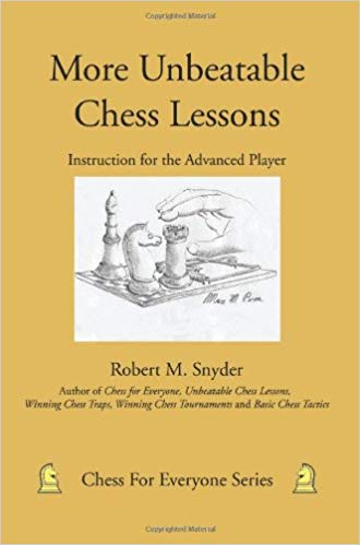 Michael Snyder_More unbeatable Chess Lessons for adv. Player  Snyd10