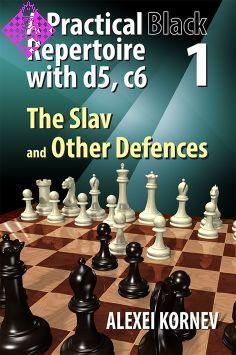 Alexei Kornev_Practical Black Repertoir wit d5,c6 V.1 PDF+PGN V110