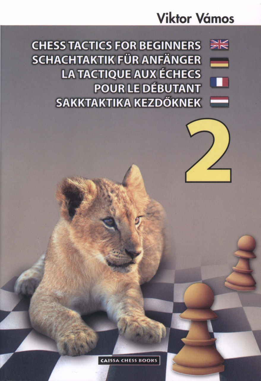 Viktor Vamos_Chess Tactics for Beginners vol. 1-3. Vm210