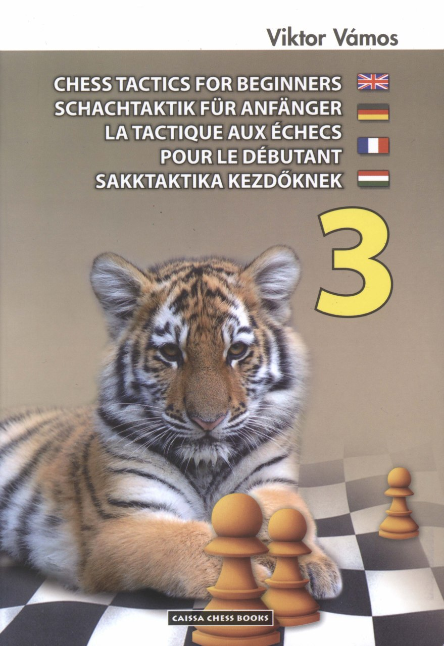 Viktor Vamos_Chess Tactics for Beginners vol. 1-3. Vm310