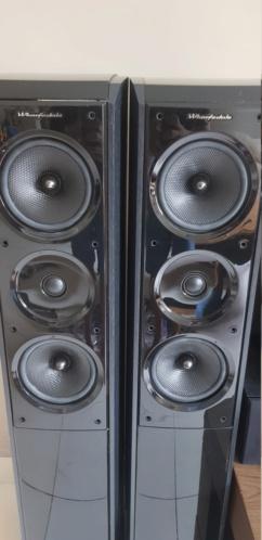 Home Theater Set Onkyo TX-NR646 + Wharfedale Speaker (Used) 210