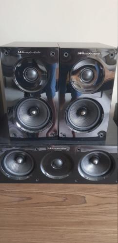 Home Theater Set Onkyo TX-NR646 + Wharfedale Speaker (Used) 310