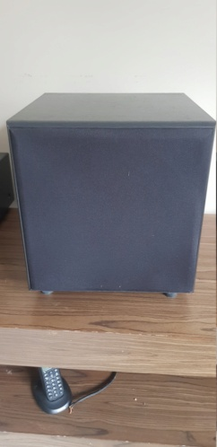 Home Theater Set Onkyo TX-NR646 + Wharfedale Speaker (Used) 410