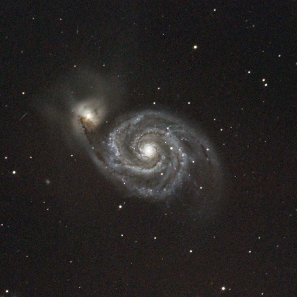 Eine kleine Messier 51 Master10