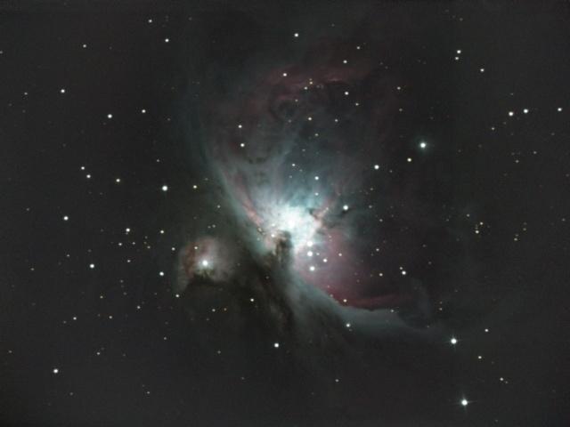M42 très approximatif... Master11