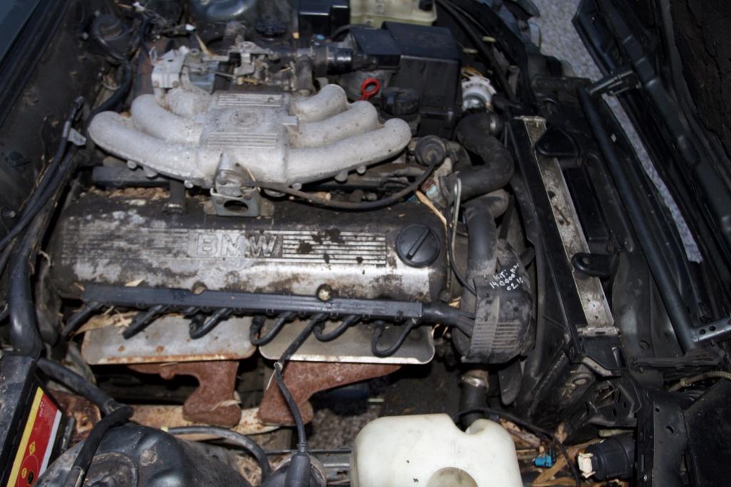 Remise en état d une BMW E30 320i 2ee57510