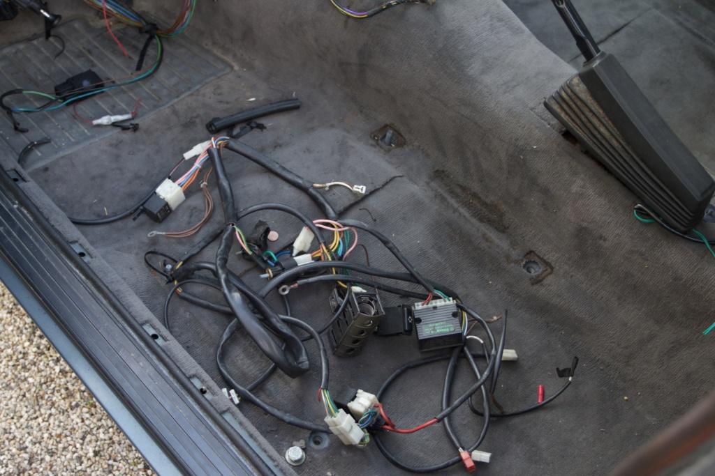 Remise en état d une BMW E30 320i 57f30110