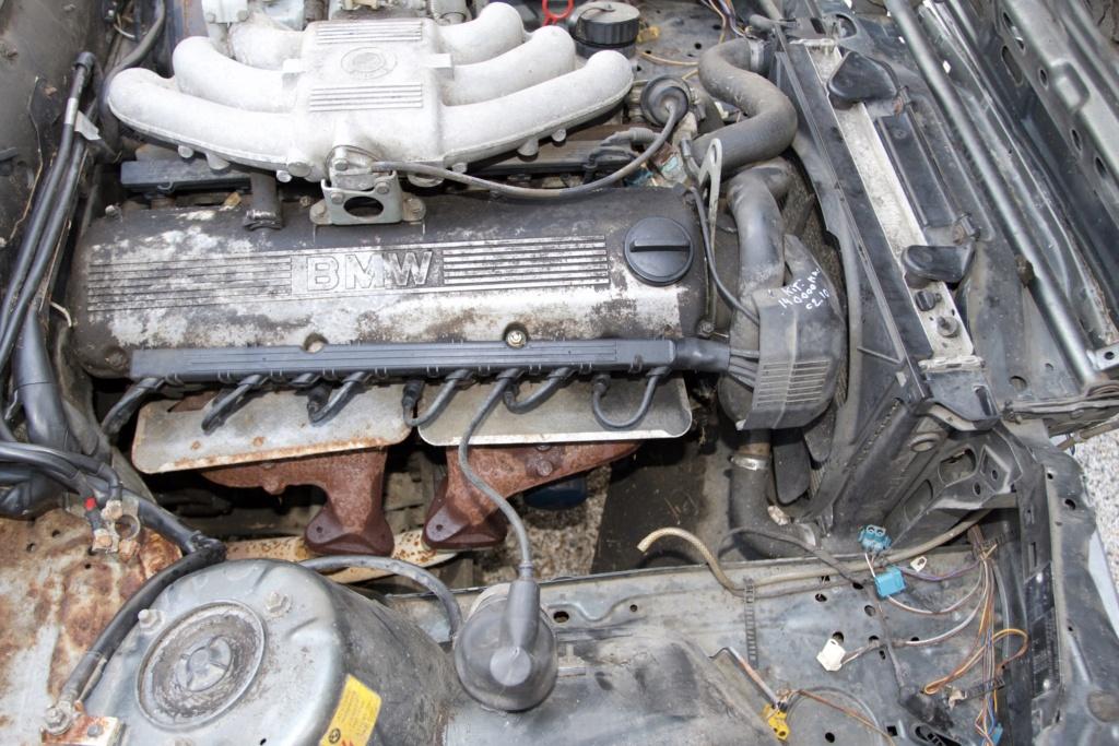 Remise en état d une BMW E30 320i A10c0010