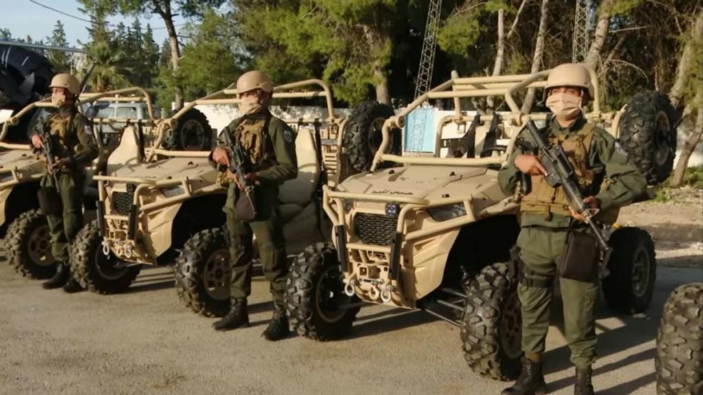 Armée Tunisienne / Tunisian Armed Forces / القوات المسلحة التونسية - Page 28 20200510