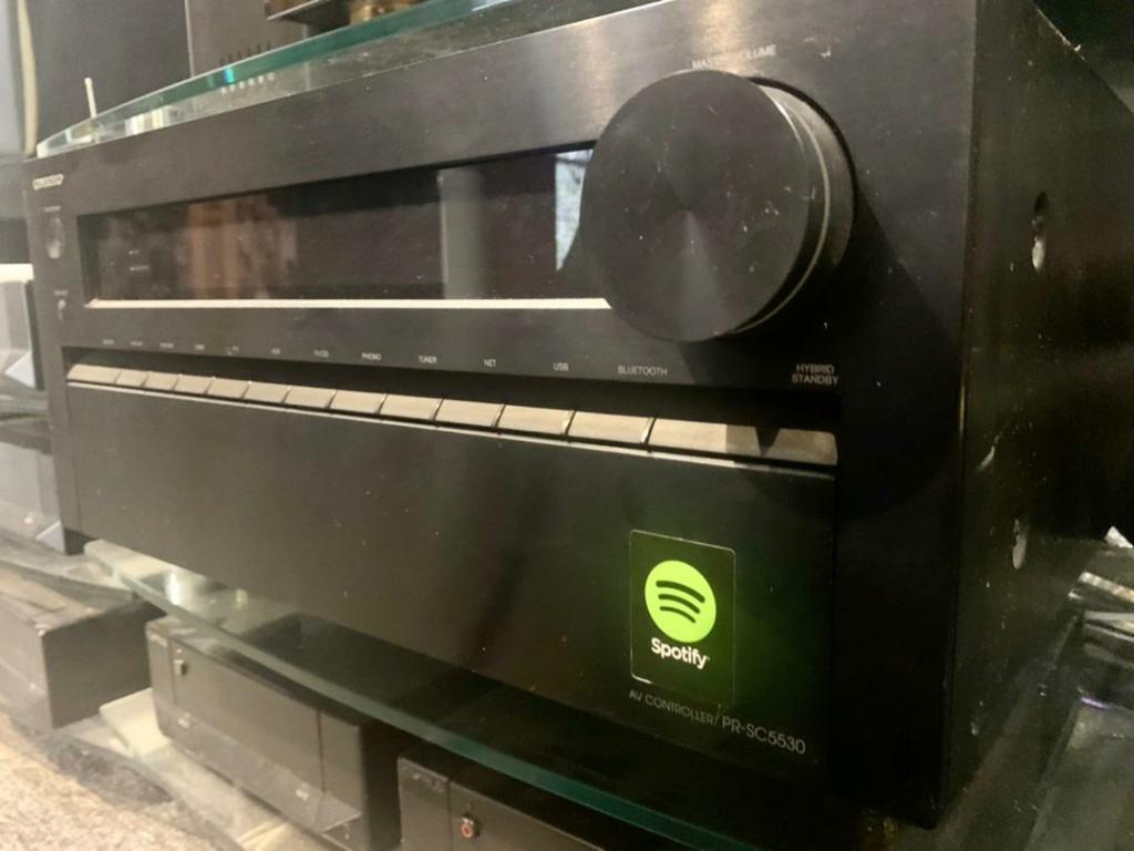 Onkyo Dolby Atmos 4K AV Controller PR-SC5530(used) Img-2010