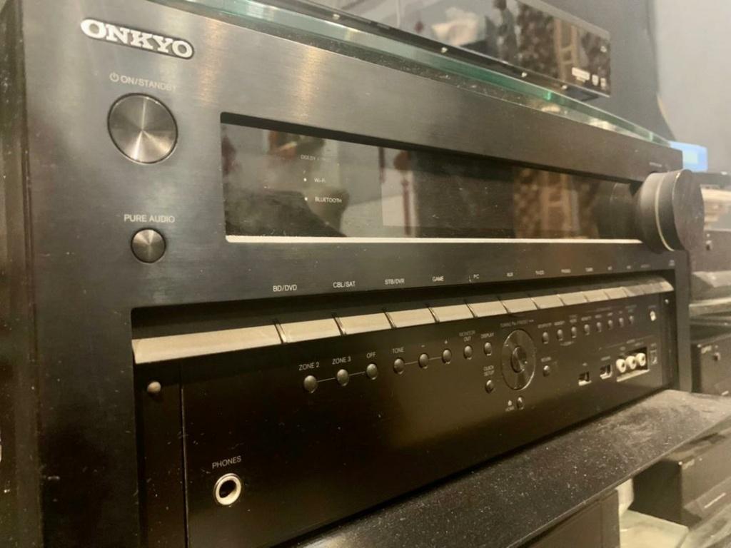 Onkyo Dolby Atmos 4K AV Controller PR-SC5530(used) Img-2011