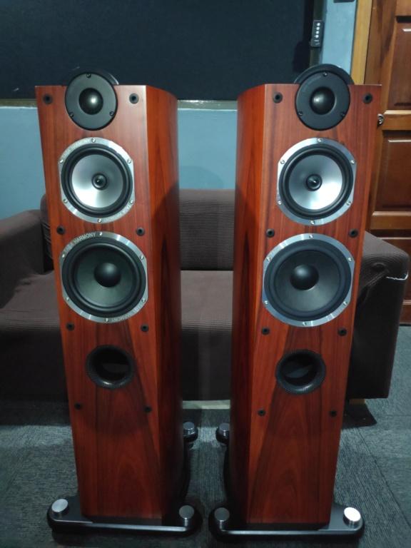 Taga harmony platinum f-60 se floorstanding speaker(used) SOLD Img_2030