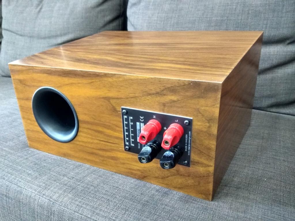 Marten design alice center speaker(used) Img_2033