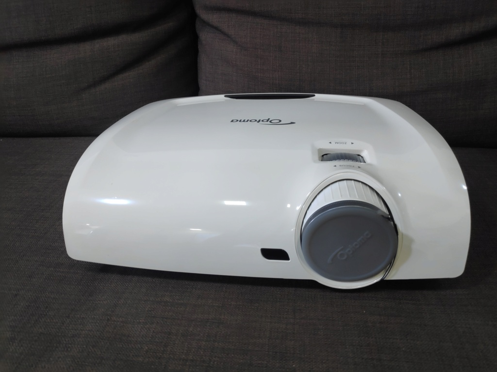 Optoma HD33 1080p home projector(used) Img_2042