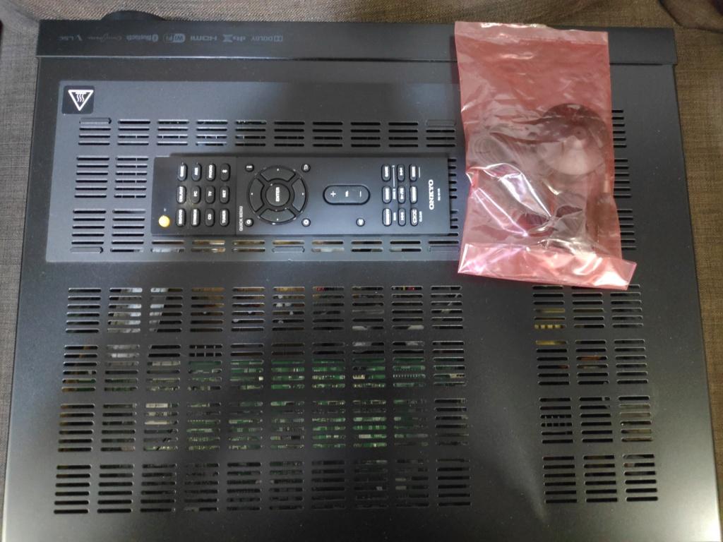 Onkyo TX-NR656 av receiver(used) Img_2048