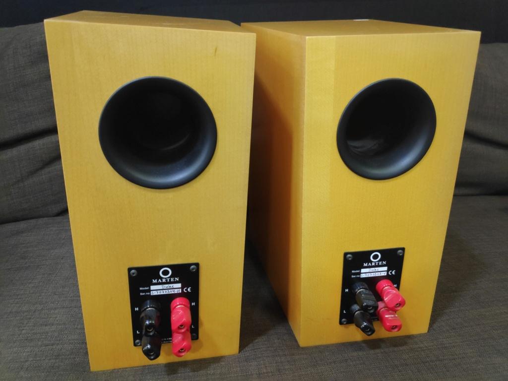 Marten design duke speaker(used) Img_2061