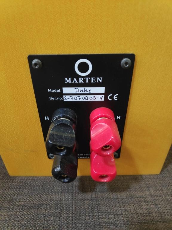 Marten design duke speaker(used) Img_2062