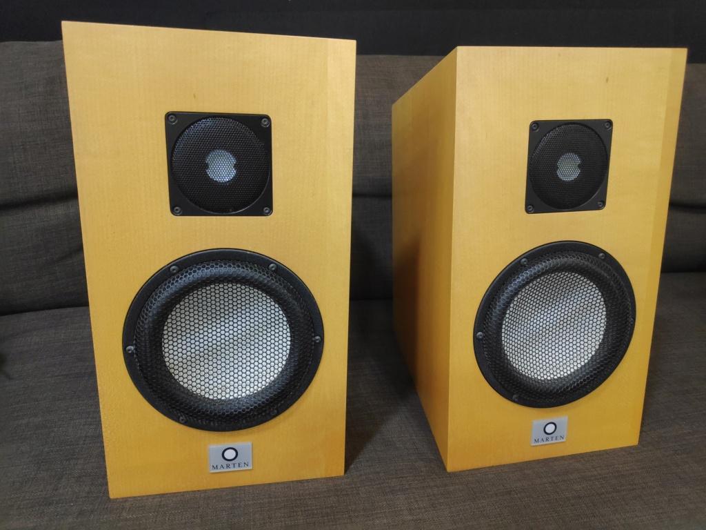 Marten design duke speaker(used) Img_2063
